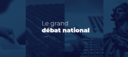 Logo grand débat